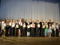 Пензенское областное отделение ВДПО наградило победителей конкурсов  по противопожарной тематике.