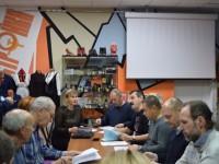 Состоялось первое организационное заседание членов ОНК Пензенской области.