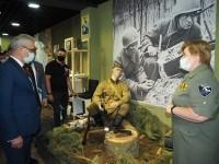 Инициатором открытия первого музея находок поисковых отрядов  «Свидетели бессмертного подвига» выступила Член Общественной палаты Пензенской области Лариса Казакова.