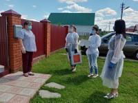 Кузнецкий район Пензенской области голосует активно.