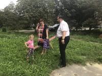 Общественники проверяют детские спортивные площадки в городе Пензе.