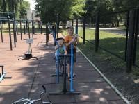 Мониторинг детских игровых площадок продолжается.