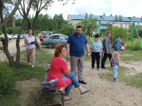 Продолжается мониторинг спортивных и детских площадок  на территории Пензенской области.