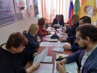 В Общественной палате Пензенской области открылся общественный штаб по наблюдению за выборами.