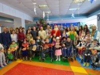 Поздравления воспитанников Нижнеломовского детского дома-интерната
