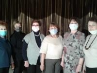 Активные добровольцы посетили театр  «Кукольный дом».