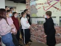 Музей поисковых отрядов Пензенской области посетила группа несовершеннолетних, состоящих на различных видах учета.