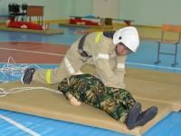 В Пензе прошел региональный этап Всероссийской олимпиады по ОБЖ.