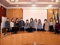 19 января 2021 года состоялась встреча с НКО-грантополучателями.