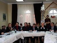 В Пензе состоялось заседание круглого стола по вопросам реализации в регионе программы «Доступная среда на 2011-2015 годы»
