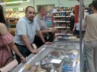 В Пензе проведен общественный мониторинг реализации  алкогольной продукции.