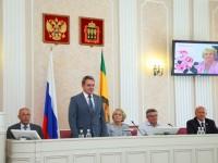 Торжественное  мероприятие, посвященное юбилейной дате Руководителя ГКУ «Аппарат Общественной палаты Пензенской области» Татьяны Чернецовой.