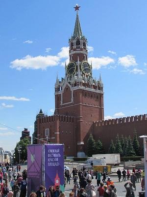 Проект Общественной палаты – на Красной площади.