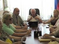 Комиссия по общественному контролю, общественной экспертизе, взаимодействию с правоохранительными органами, судебно-правовой системой, общественными советами и ЖКХ провела заседание.