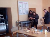 Мониторинг  организации горячего питания  в школах региона продолжается.