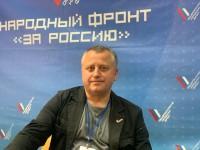 Член Общественной палаты Пензенской области Сергей Мельников на передовой борьбы с коронавирусом в регионе.