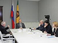 Рабочее совещание по вопросам деятельности органов самоуправления  многоквартирными домами провёл  Губернатор Пензенской области Иван Белозерцев