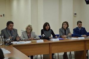 В Пензе состоялся круглый стол по вопросам детского, подросткового и юношеского чтения.