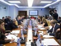 В Совете Федерации Федерального собрания Российской Федерации состоялся круглый стол.