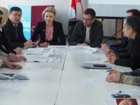 Представители НКО и СМИ обсудили перспективы  эффективного взаимодействия.