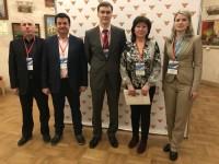 Делегация Пензенской области участвует  в работе Съезда некоммерческих организаций РФ.