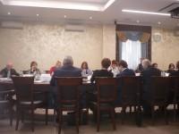 В рамках «круглого стола» прошло обсуждение темы  «Проблемы социокультурной реабилитации инвалидов по зрению».