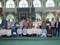 Представители РДУМ Пензенской области  посетили Муфтият Дагестана.