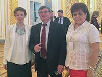 Новый состав Общественной палаты РФ отчитался за год работы перед Президентом России
