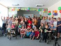 В гостях у детей Нижнеломовского детского дома-интерната