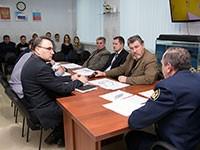 Общественникам рассказали об эксперименте по функционированию центров исправления осужденных.