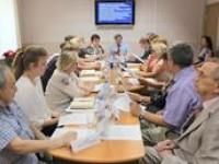 Общественная палата Пензенской области провела круглый стол  по актуальным проблемам реализации закона Пензенской области  «О социальном обслуживании граждан»
