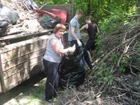 В Пензе провели экологическую акцию   «Ахунский лес – чистый лес!»